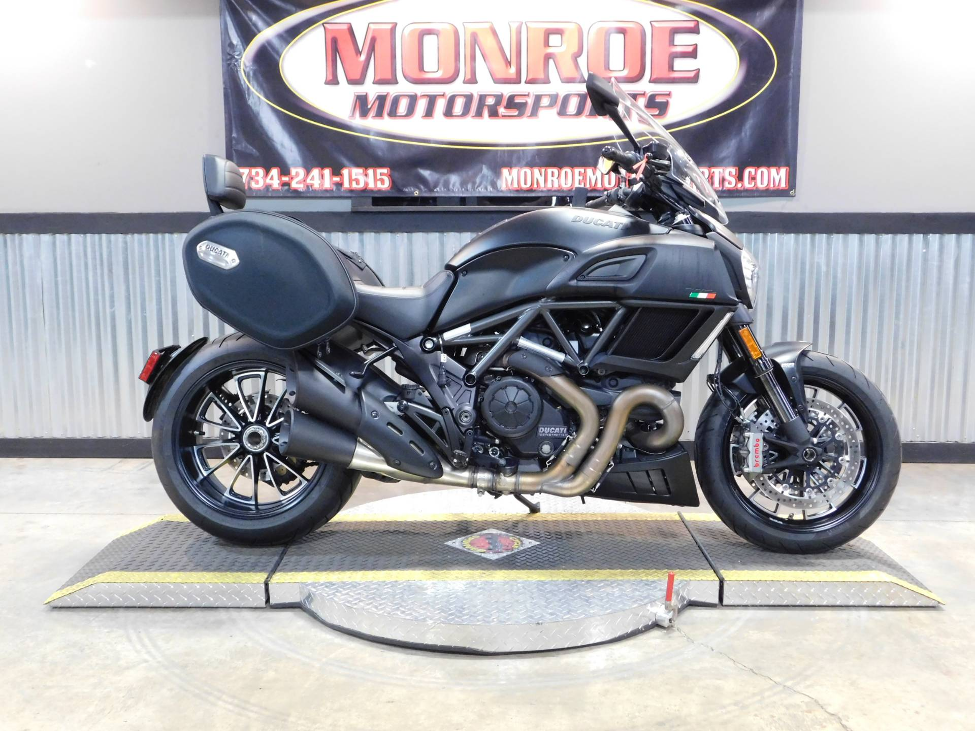 2018 Ducati Diavel in Monroe, Michigan - Photo 1