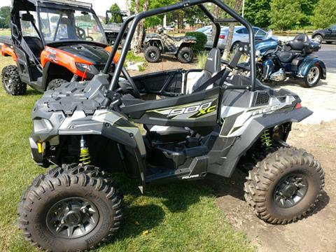 2017 Polaris Ace 900 XC in Monroe, Michigan