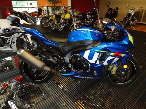 2015 Suzuki GSX-R1000 in Monroe, Michigan