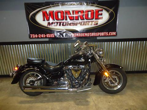 2007 Yamaha Road Star in Monroe, Michigan