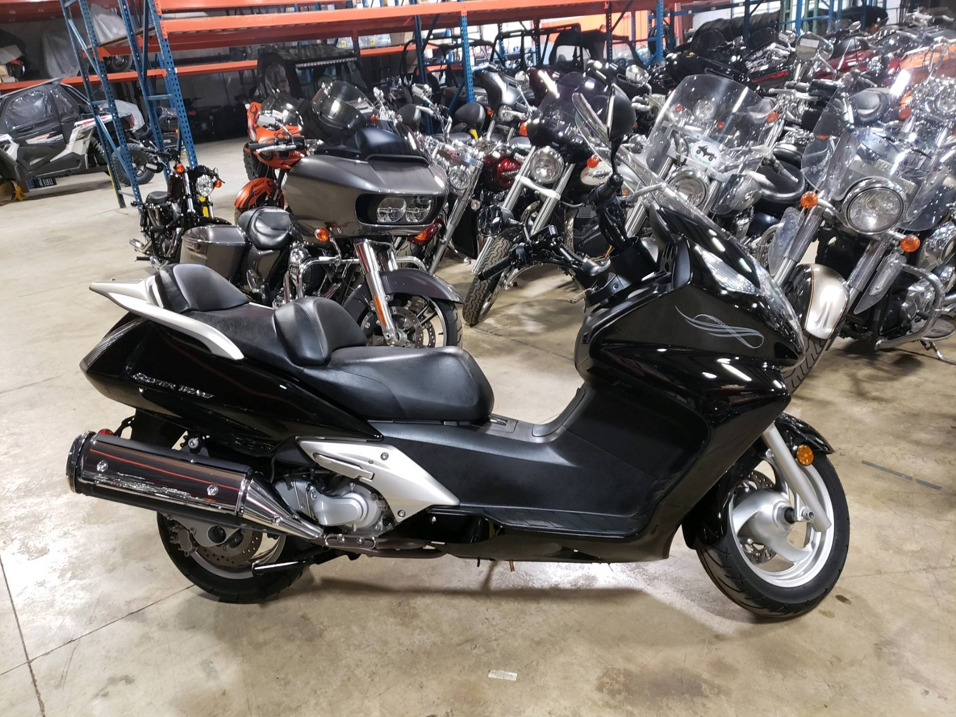 2012 Silver Wing ABS