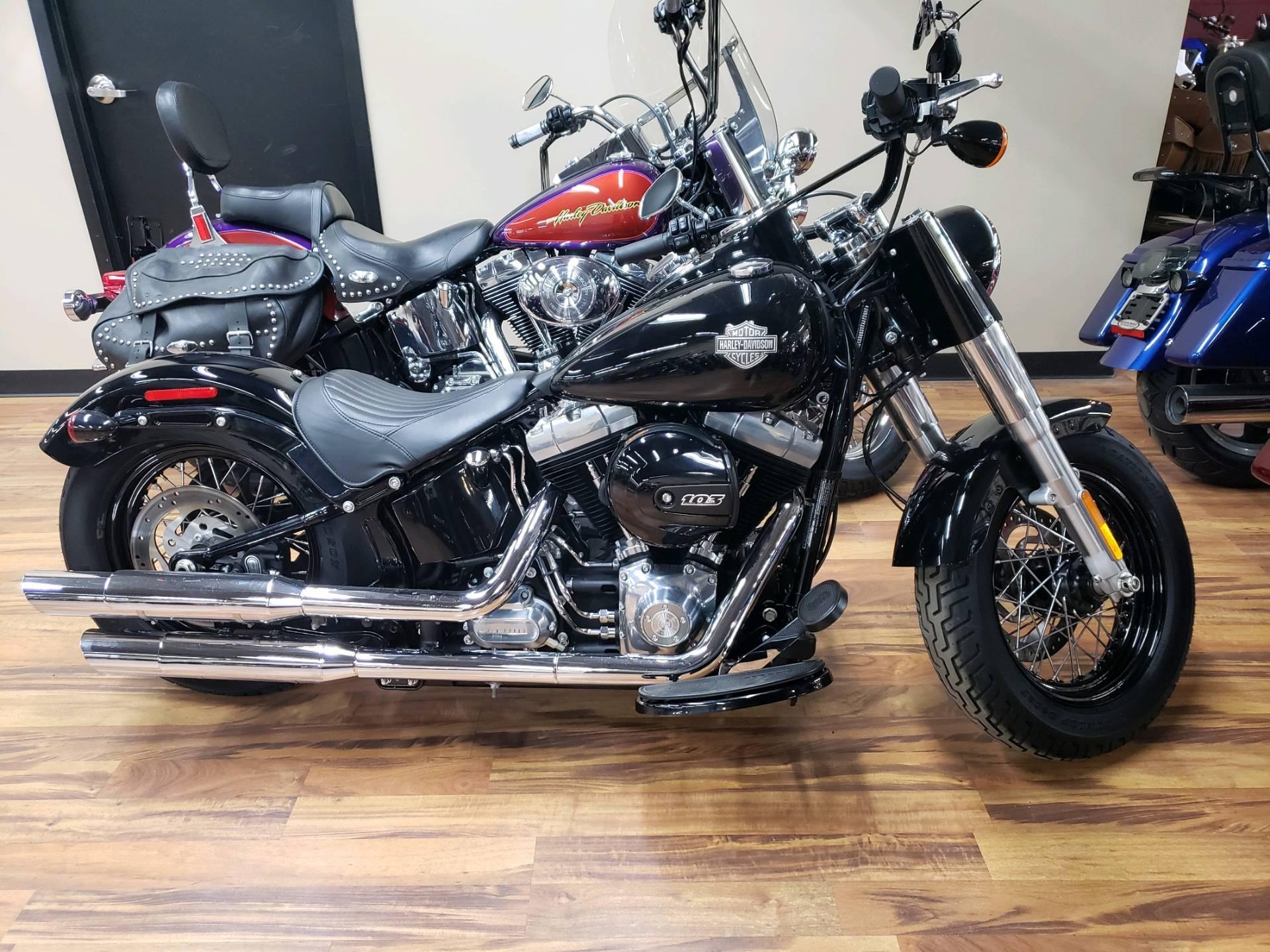 Harley Softail Slim >> 2016 Harley Davidson Softail Slim In Monroe Michigan