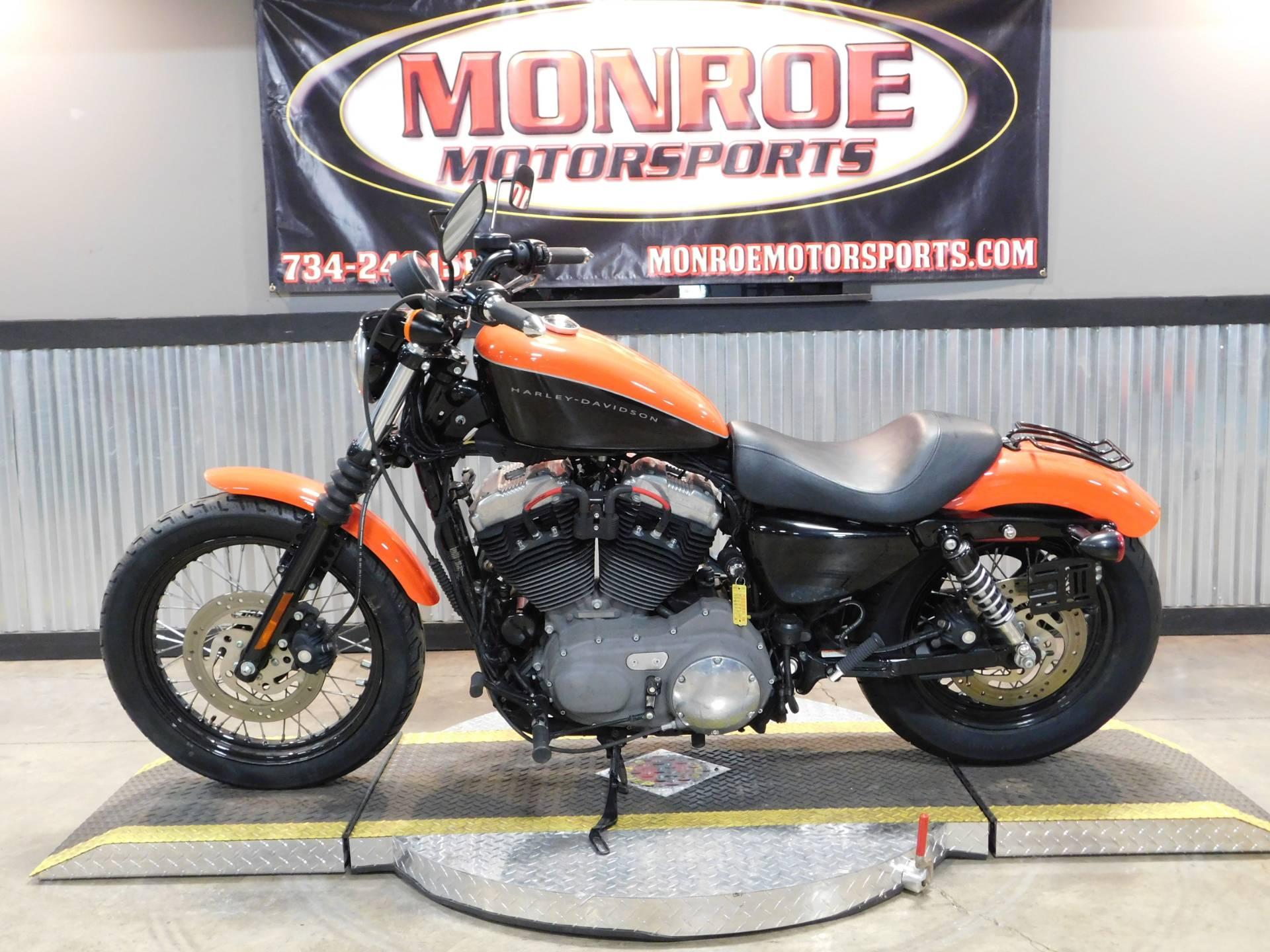 Used 2007 Harley Davidson Sportster 1200 Nightster Motorcycles In Monroe Mi Stock Number Hd467305 Monroe Motorsports Com