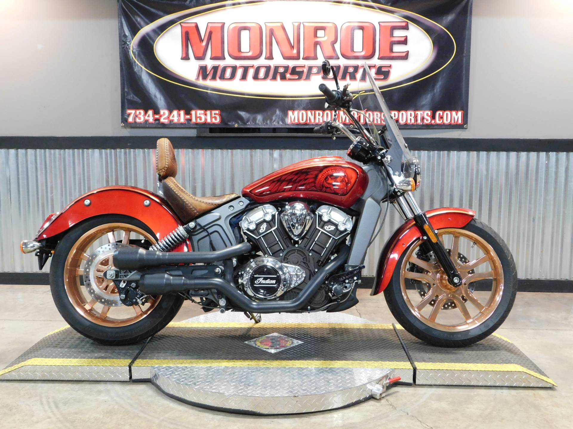 2016 Indian Scout™ in Monroe, Michigan - Photo 1