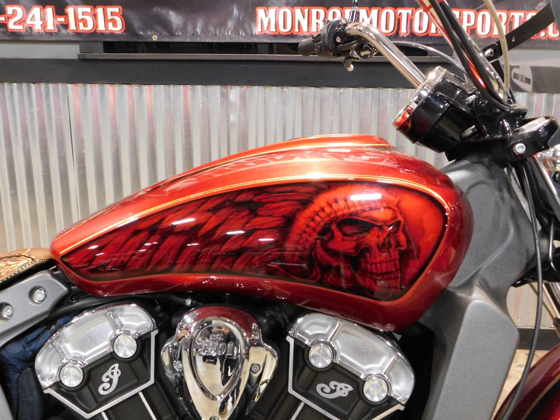 2016 Indian Scout™ in Monroe, Michigan - Photo 2