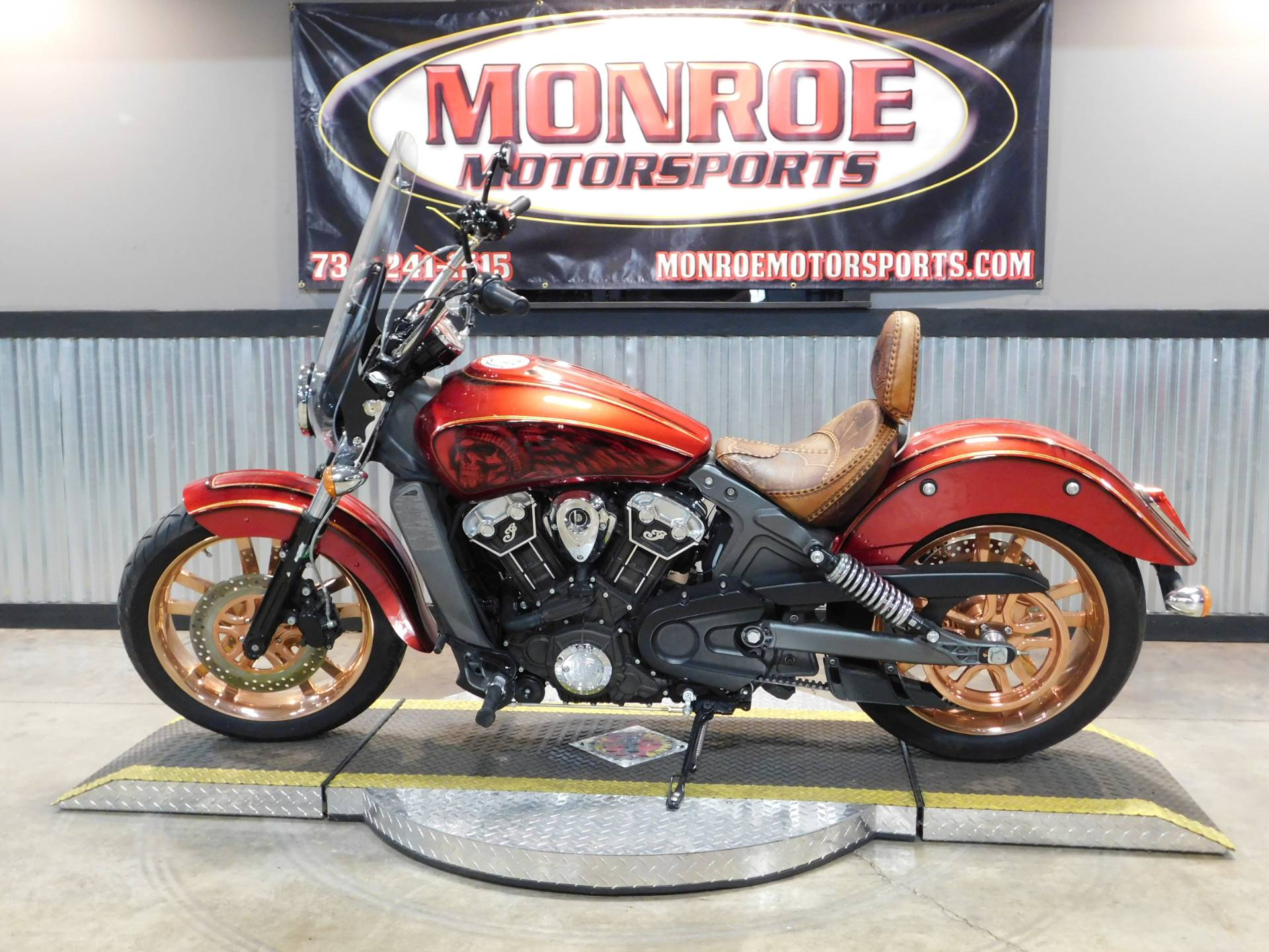 2016 Indian Scout™ in Monroe, Michigan - Photo 6
