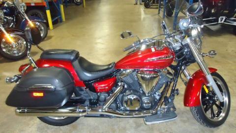 2013 Yamaha V Star 950 Tourer in Monroe, Michigan