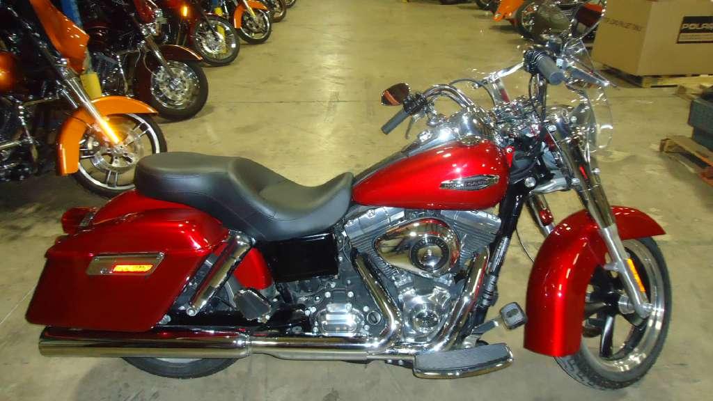 2013 Harley-Davidson Dyna® Switchback™ in Monroe, Michigan