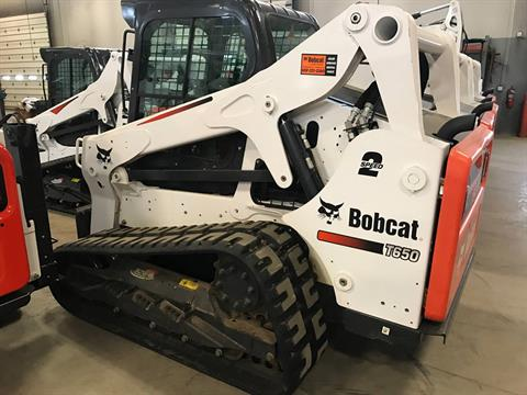 2016 Bobcat T650 in Madison, Wisconsin
