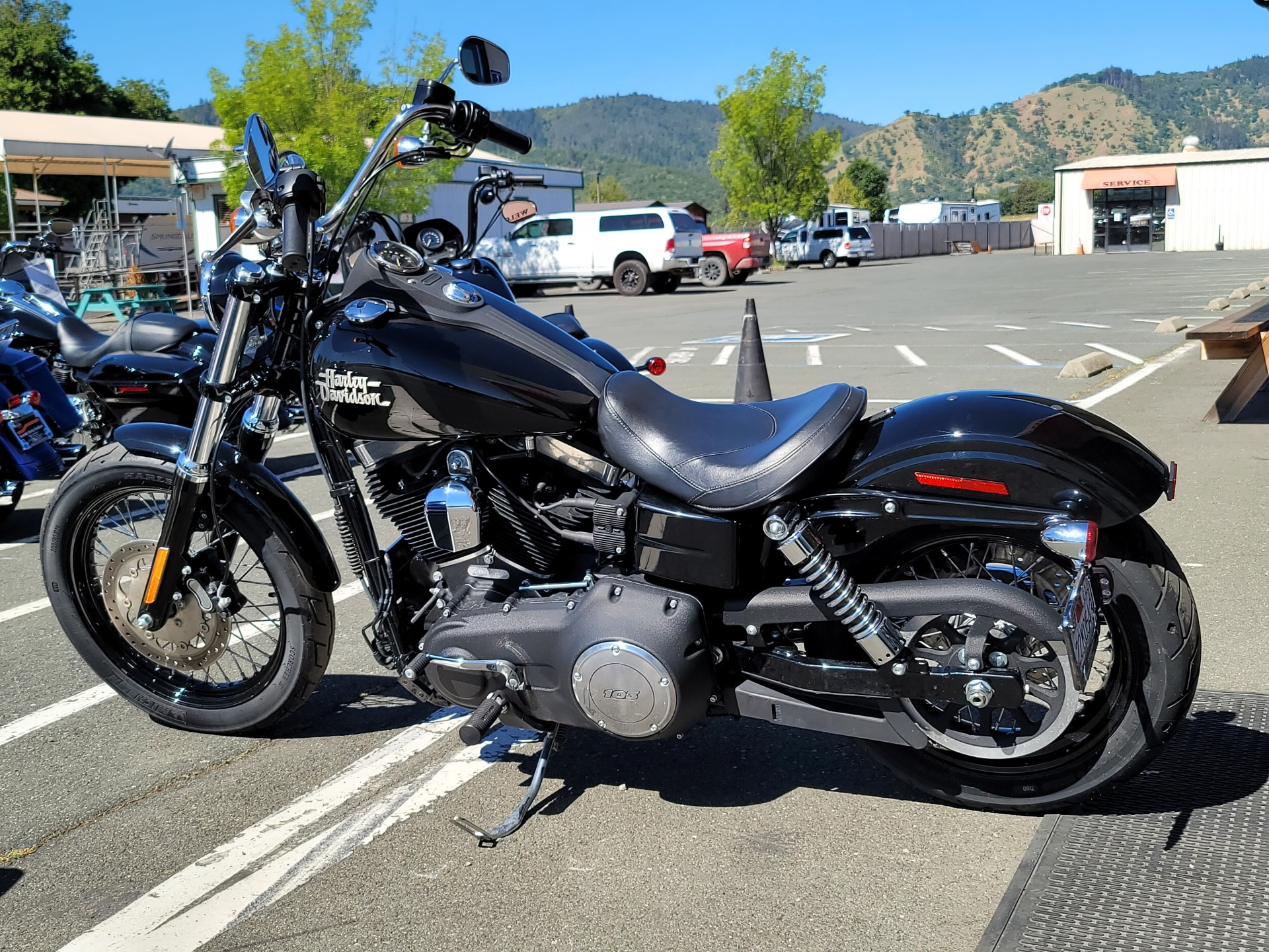 2017 Harley-Davidson Street Bob® in Ukiah, California - Photo 1