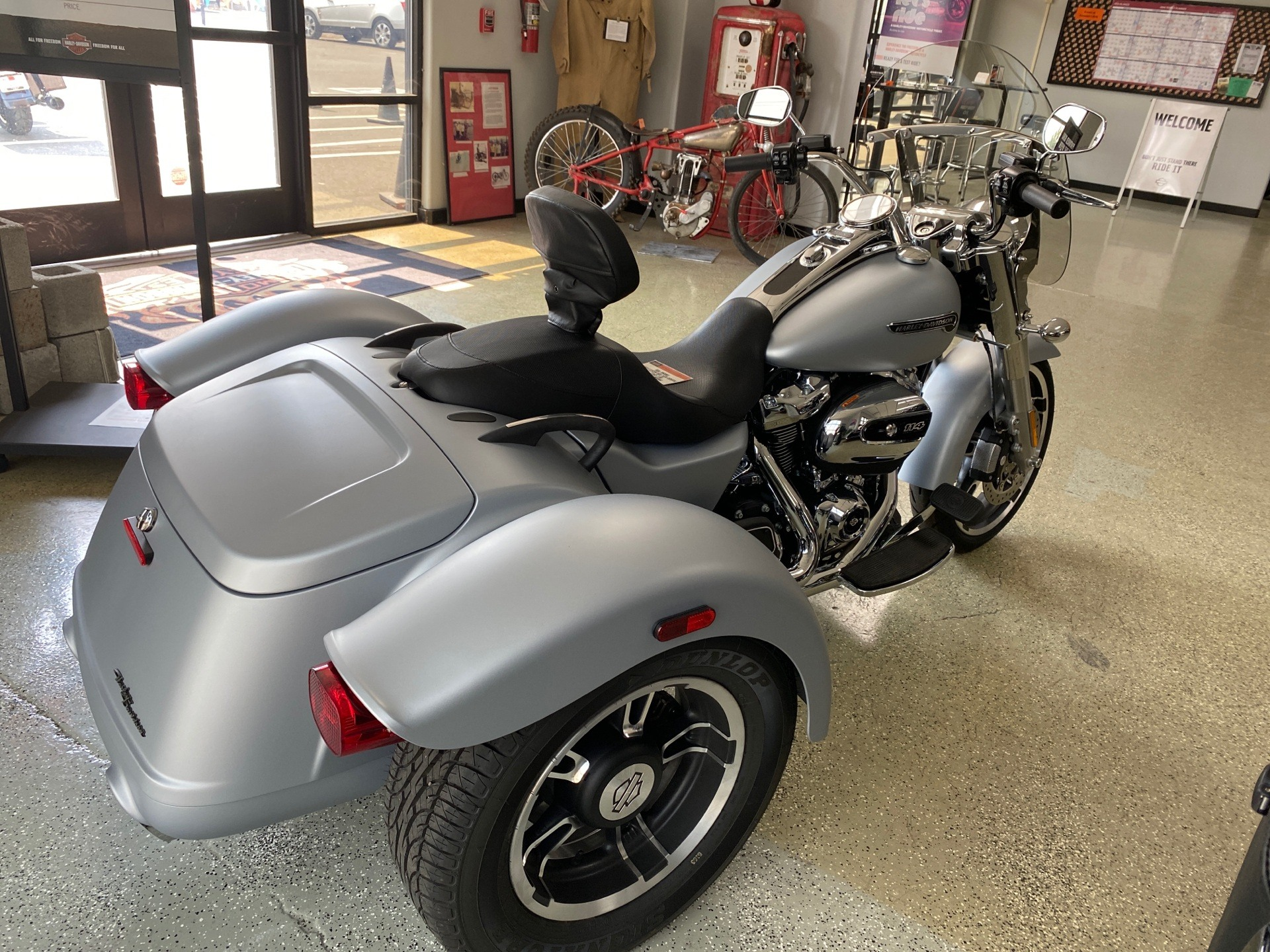 2020 Harley-Davidson Freewheeler® in Ukiah, California - Photo 3