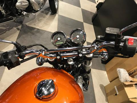 2021 Royal Enfield INT650 in Greensboro, North Carolina - Photo 4