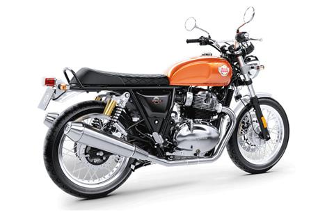 2021 Royal Enfield INT 650 in Greensboro, North Carolina - Photo 4