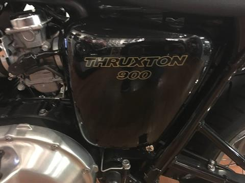 2016 Triumph Thruxton in Greensboro, North Carolina