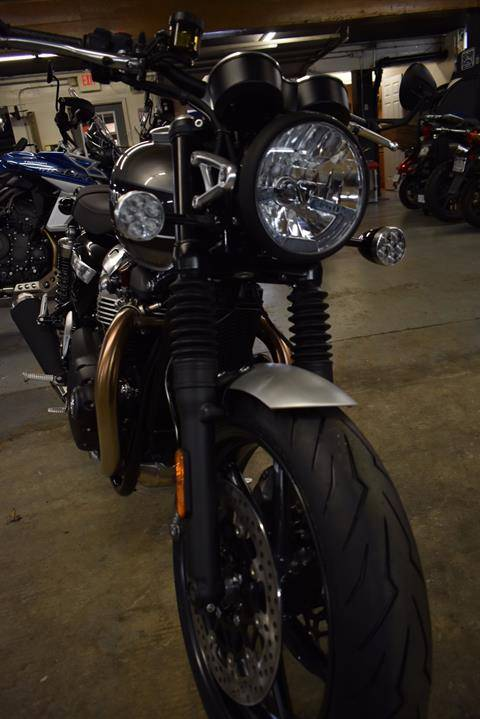 2019 Triumph Bonneville Speed Twin in Greensboro, North Carolina - Photo 3