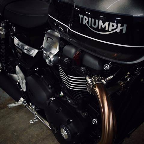 2019 Triumph Bonneville Speed Twin in Greensboro, North Carolina - Photo 8