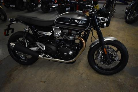 2019 Triumph Bonneville Speed Twin in Greensboro, North Carolina - Photo 1