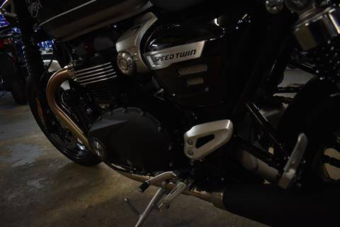 2019 Triumph Bonneville Speed Twin in Greensboro, North Carolina - Photo 9