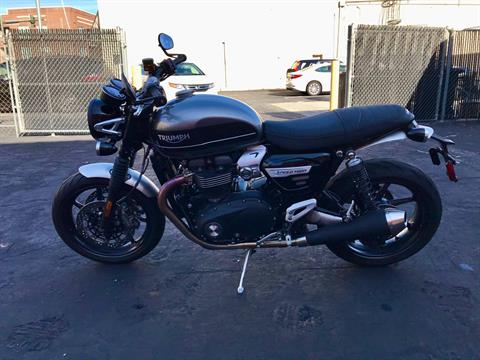 2019 Triumph Speed Twin in Greensboro, North Carolina - Photo 1
