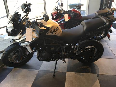 2018 Triumph Tiger 1200 XCa in Greensboro, North Carolina