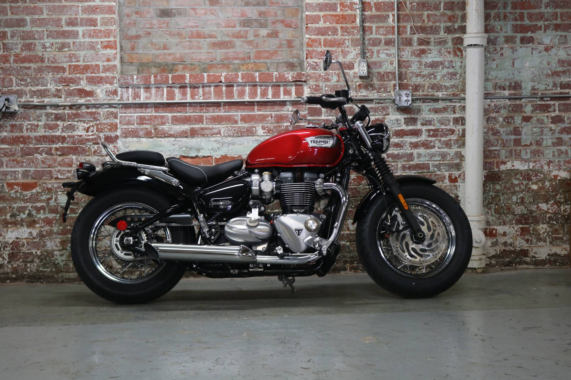 New 2019 Triumph Bonneville Speedmaster Motorcycles In Greensboro