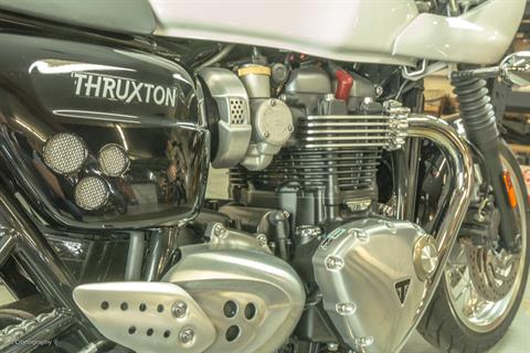 2016 Triumph Thruxton 1200 in Greensboro, North Carolina