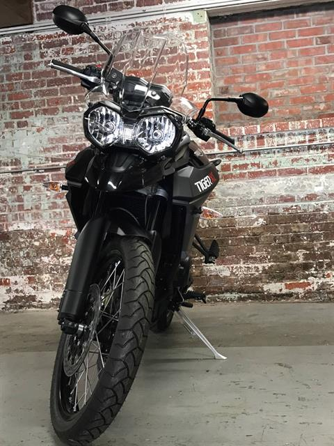 2016 Triumph Tiger800XC in Greensboro, North Carolina