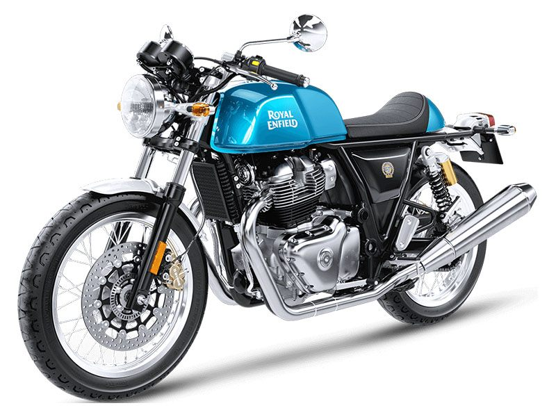 2021 Royal Enfield Continental GT 650 in Greensboro, North Carolina - Photo 3