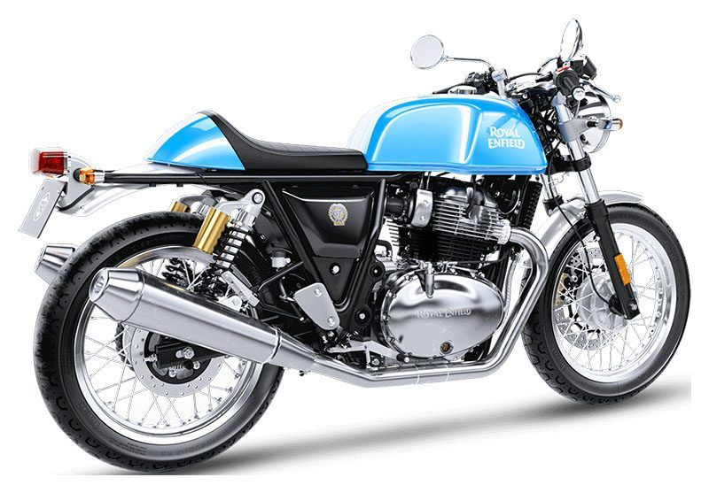 2021 Royal Enfield Continental GT 650 in Greensboro, North Carolina - Photo 4