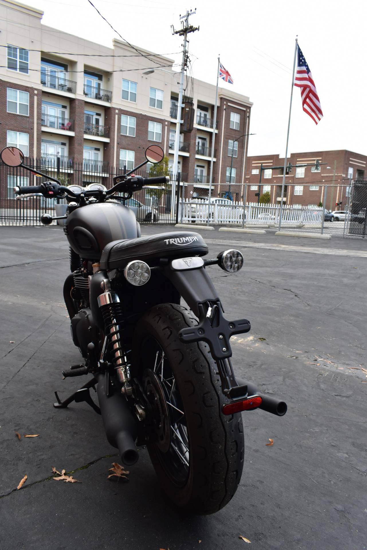 2020 Triumph Bonneville T120 ACE in Greensboro, North Carolina - Photo 4