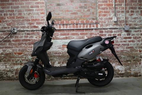 2019 Genuine Scooters Roughhouse 50 Sport in Greensboro, North Carolina