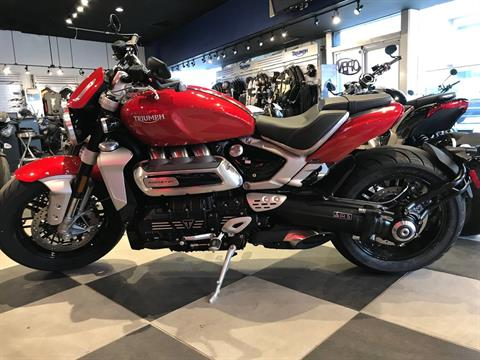 2020 Triumph Rocket 3 R in Greensboro, North Carolina - Photo 2