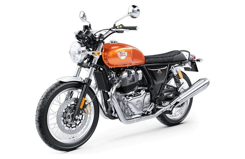 2021 Royal Enfield INT650 in Greensboro, North Carolina - Photo 3
