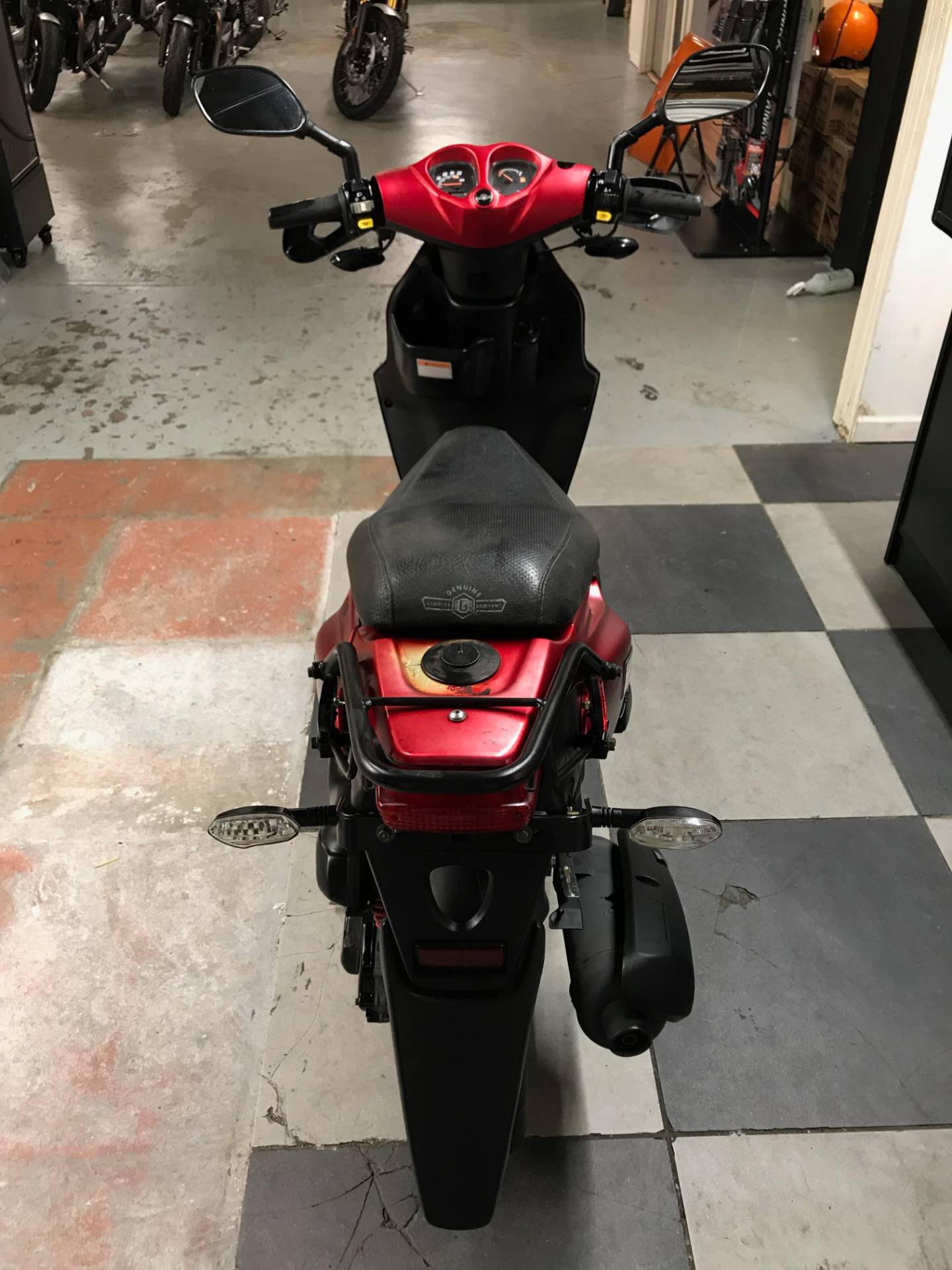 2016 Genuine Scooters Rough House Spec in Greensboro, North Carolina - Photo 3