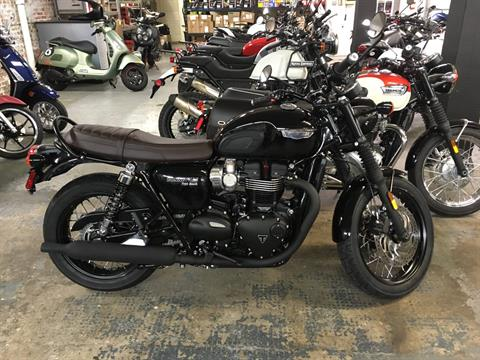 2020 Triumph Bonneville T120 Black in Greensboro, North Carolina - Photo 1