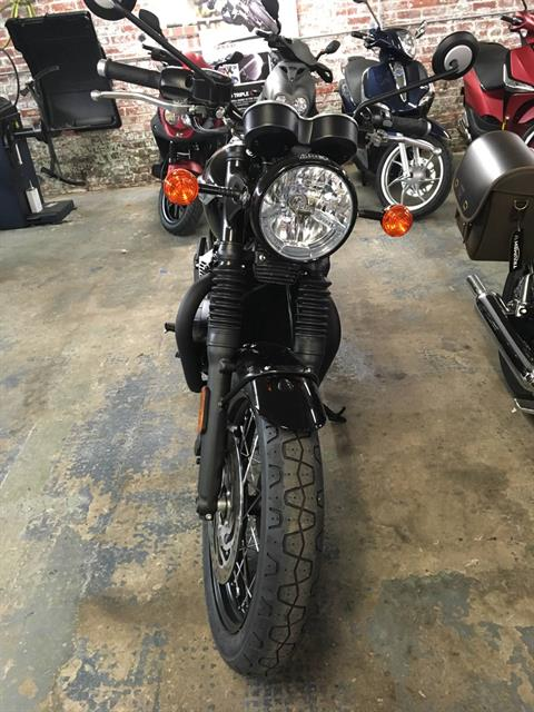 2020 Triumph Bonneville T120 Black in Greensboro, North Carolina - Photo 4