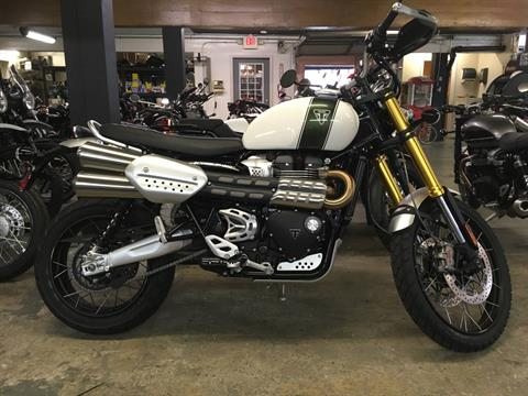 2019 Triumph Scrambler 1200 XE in Greensboro, North Carolina - Photo 1