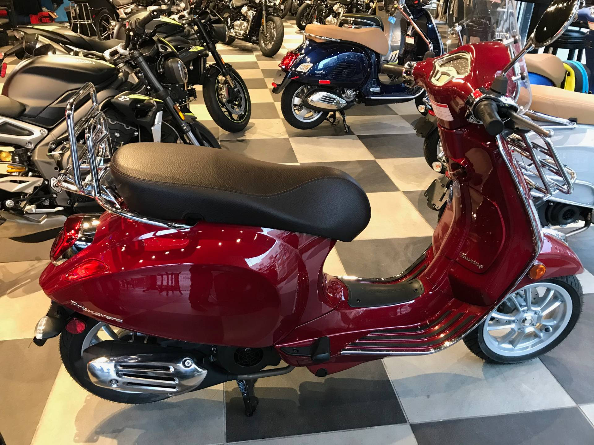 2020 Vespa Primavera 150 Touring in Greensboro, North Carolina - Photo 4