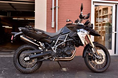 2016 BMW F 800 GS in Greensboro, North Carolina