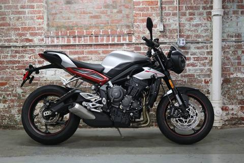 2018 Triumph Street Triple R LRH in Greensboro, North Carolina - Photo 1