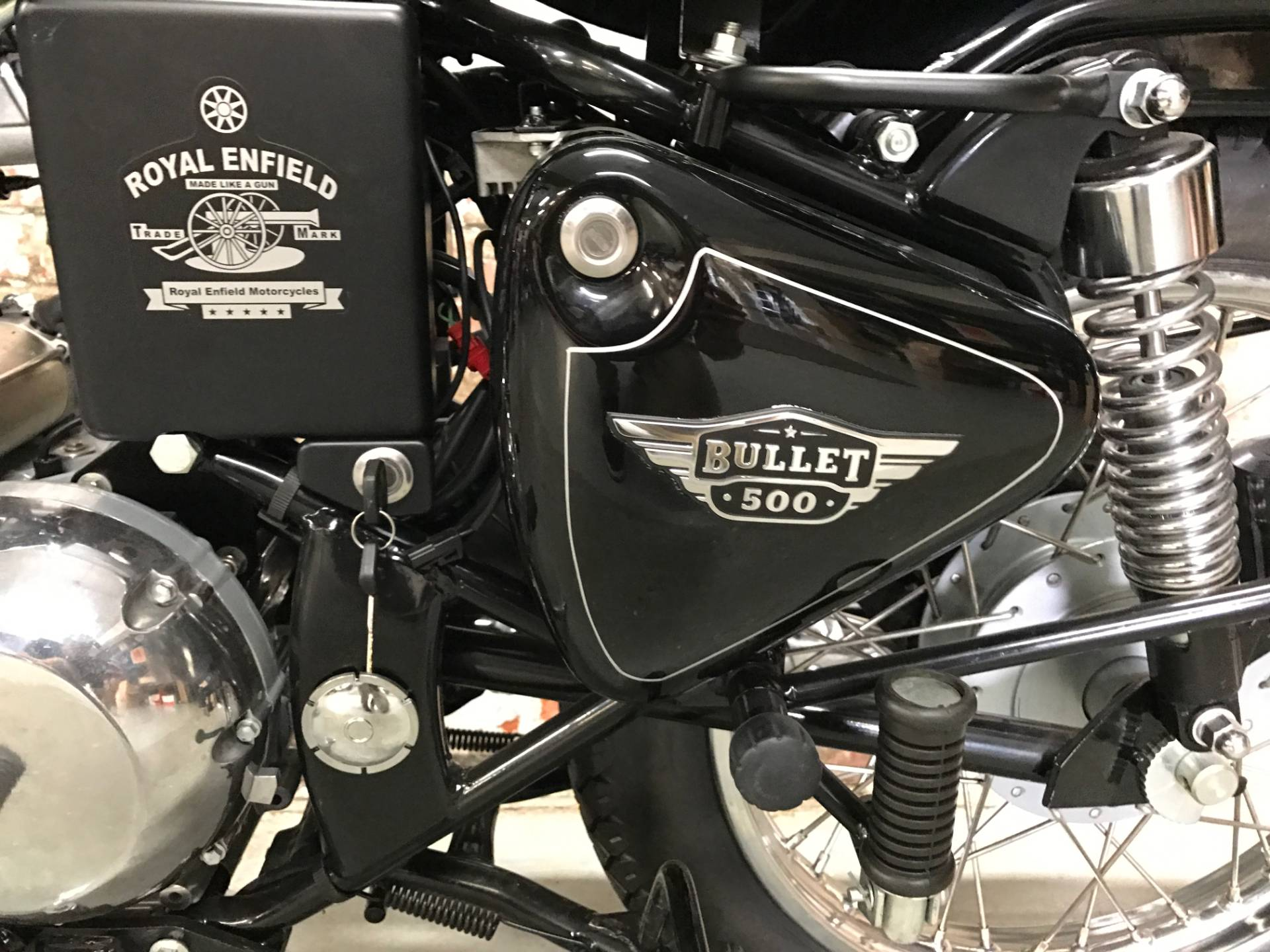 2016 Royal Enfield B5 in Greensboro, North Carolina