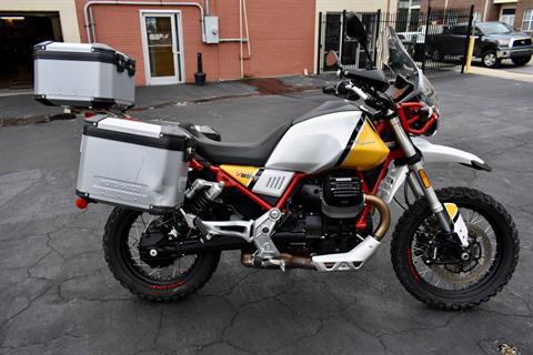 2020 Moto Guzzi V85 TT Adventure in Greensboro, North Carolina - Photo 3