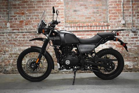 2019 Royal Enfield Himalayan 411 EFI ABS in Greensboro, North Carolina