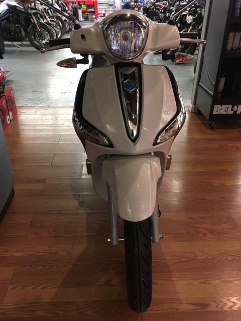 2018 Piaggio Liberty 50 iGet ei in Greensboro, North Carolina