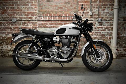 2020 Triumph Bonneville T120 Diamond Edition in Greensboro, North Carolina - Photo 1