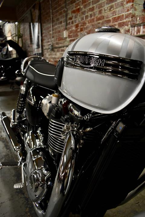 2020 Triumph Bonneville T120 Diamond Edition in Greensboro, North Carolina - Photo 4