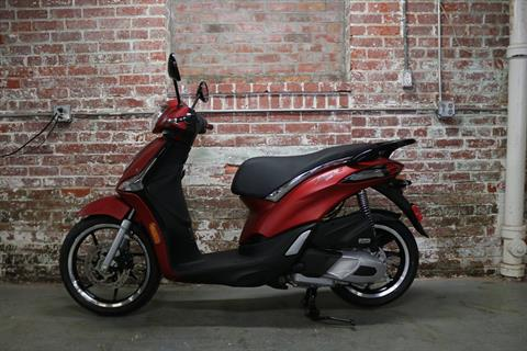 2019 Piaggio Liberty S 150 in Greensboro, North Carolina
