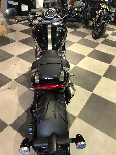 2020 Triumph Rocket 3 R in Greensboro, North Carolina - Photo 4