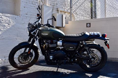 2017 Triumph Street Scrambler in Greensboro, North Carolina - Photo 1