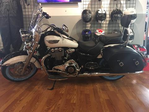 2017 Triumph Thunderbird LT in Greensboro, North Carolina